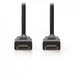 HDMI CVGT34001BK15 HIGH SPEED 1,5m NEDIS