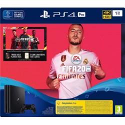 SONY PS4 PRO 1TB G + FIFA 20 + FUTVCH + PS 14 DAYS - PS719979005
