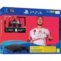 SONY PLAYSTATION 4 SLIM 1TB & FIFA 20 & FIFA 20 VOUCHER - PS719975007