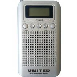 UNITED URD5204