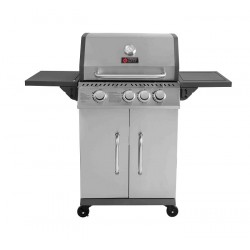 THERMOGATZ GS GRILL ELITE 3+1 ΙΝΟΧ - 11,5 kW