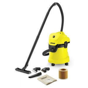 KARCHER WD 3 + SUCTION BRUSH KIT - 1.629-818.0