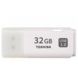 TOSHIBA USB STICK 32GB HAYABUSA WHITE USB 3.0
