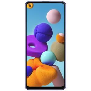 SMARTPHONE SAMSUNG GALAXY A21S 32GB DUAL SIM BLUE