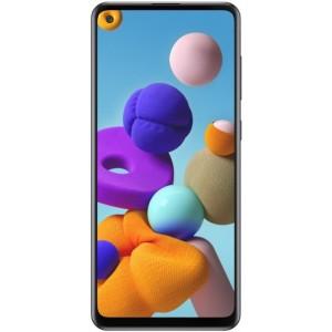 SMARTPHONE SAMSUNG GALAXY A21S 64GB DUAL SIM BLACK