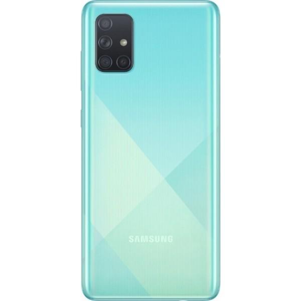 SMARTPHONE SAMSUNG GALAXY A71 128GB DUAL SIM BLUE